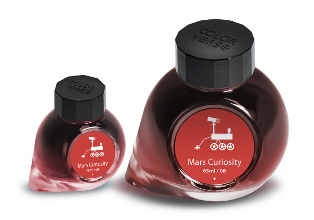 Colorverse Mars Curiosity (Season 1) - The Desk Bandit