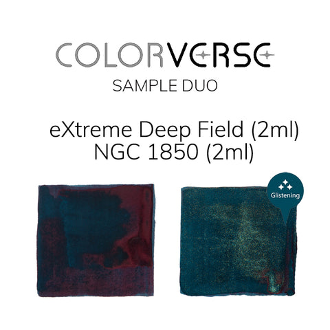 eXtreme Deep Field & NGC 1850 - 2ml Each Set - The Desk Bandit