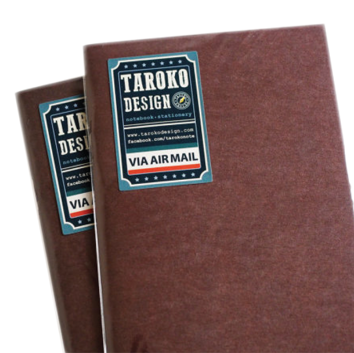 Taroko Design Tomoe River Insert - Pocket - The Desk Bandit