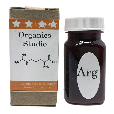 Organics Studio Arginine - 55ml - The Desk Bandit