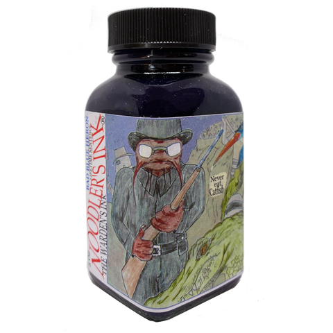 Noodler's Ink Bad Blue Heron - 88ml - The Desk Bandit