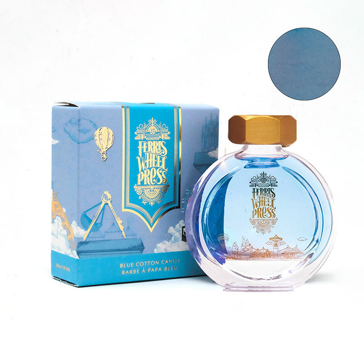 Blue Cotton Candy - 38ml