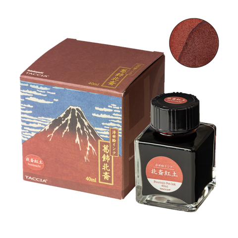 Taccia Hokusai-Benitsuchi - 40ml - The Desk Bandit