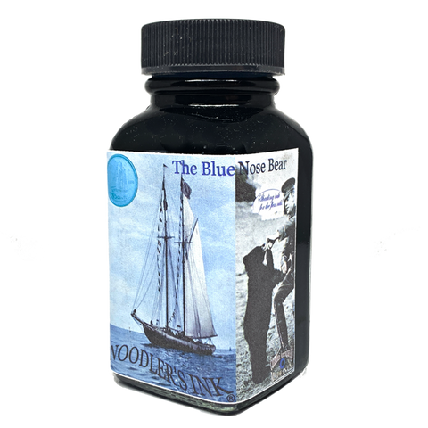 Noodler's Ink Blue Nose Bear - 88ml - The Desk Bandit