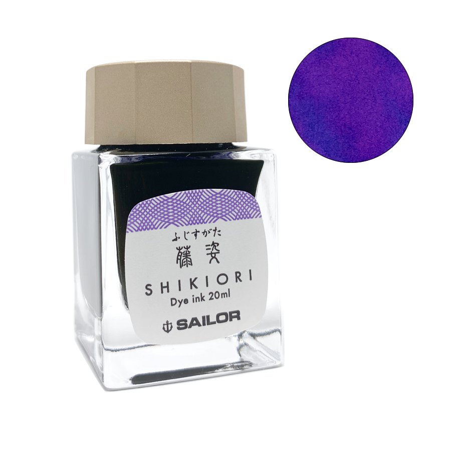 Sailor Shikiori Fuji-sugata - 20ml - The Desk Bandit