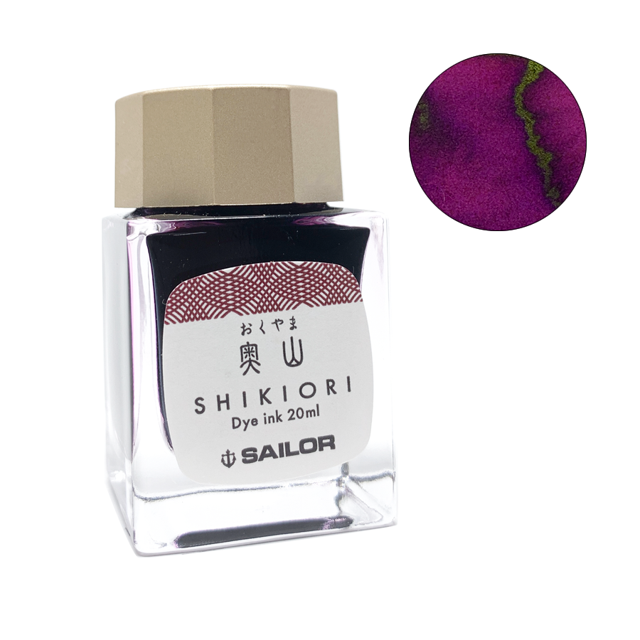 Sailor Shikiori Okuyama - 20ml - The Desk Bandit