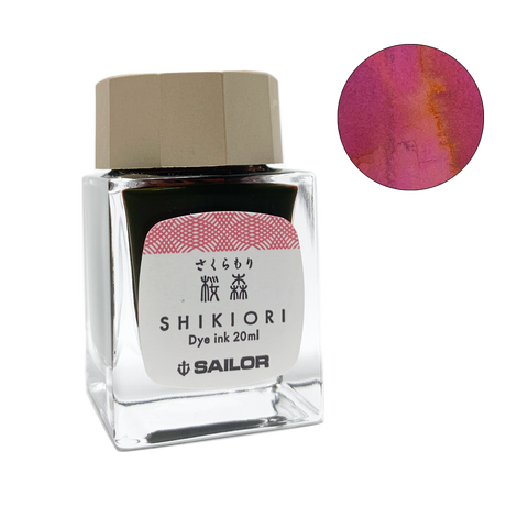 Sailor Shikiori Sakura-mori - 20ml - The Desk Bandit