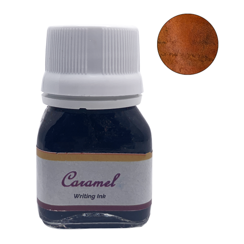 Krishna Inks Caramel - 20ml - The Desk Bandit