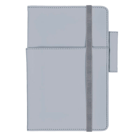 Kokuyo Techo Accessories - Soft Cover Case - Grey (A5 Slim) - The Desk Bandit