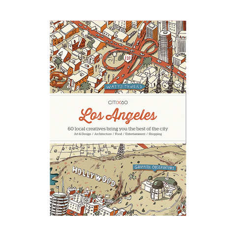Victionary CITIx60 City Guides - Los Angeles - The Desk Bandit