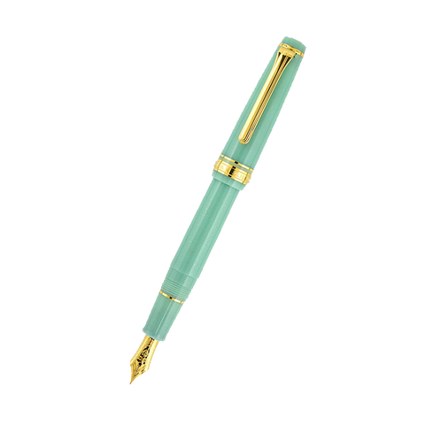 Sailor Shikiori Pro Gear Slim - Dragon Palace - Medium Fine - The Desk Bandit