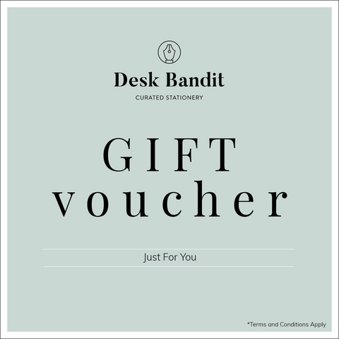 Desk Bandit E-Gift Voucher - The Desk Bandit