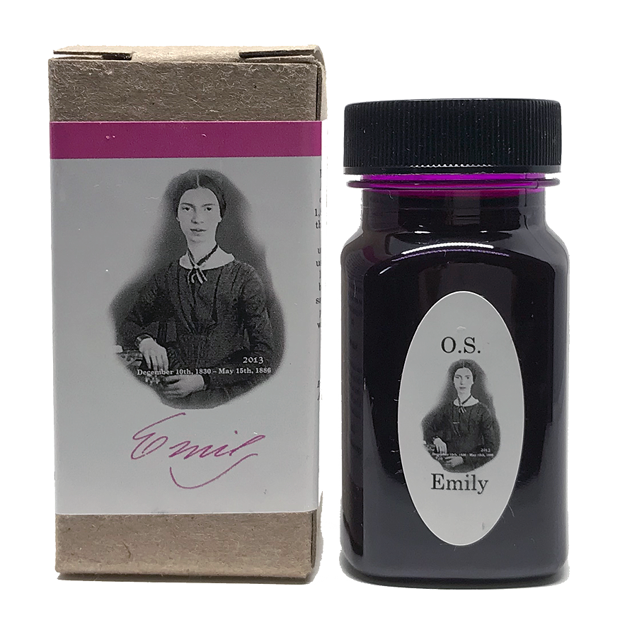 Organics Studio Emily Dickinson Pink - 55ml - The Desk Bandit
