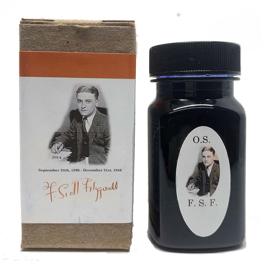 Organics Studio F. Scott Fitzgerald Golden Orange - 55ml - The Desk Bandit