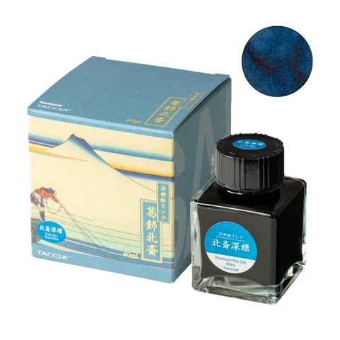 Taccia Hokusai-Fukakihanada - 40ml - The Desk Bandit