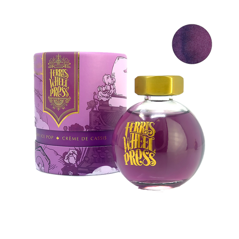 Ferris Wheel Press Grape Ice Pop - 85ml - The Desk Bandit