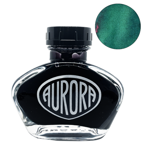 Aurora Aurora 100th Anniversary - Green (55ml) - The Desk Bandit