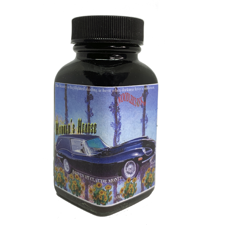 Noodler's Ink Harold's Hearse - 88ml - The Desk Bandit