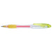 Sailor IC Liquid Ballpoint Pen - Yellow (0.38mm) - The Desk Bandit