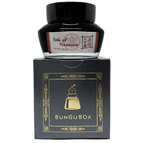 Bungubox Ink of Naotora - 50ml - The Desk Bandit