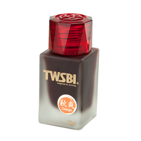 TWSBI TWSBI 1791 - Orange - 18ml - The Desk Bandit