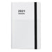 Jibun Techo 2021 Planner 3-in-1 Kit - A5 Slim (White)