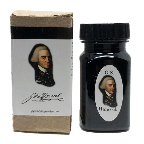 Organics Studio John Hancock Black - 55ml - The Desk Bandit