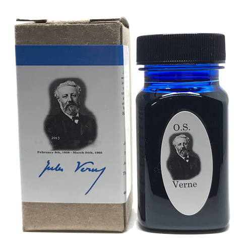 Organics Studio Jules Verne Nautilus Blue - 55ml - The Desk Bandit
