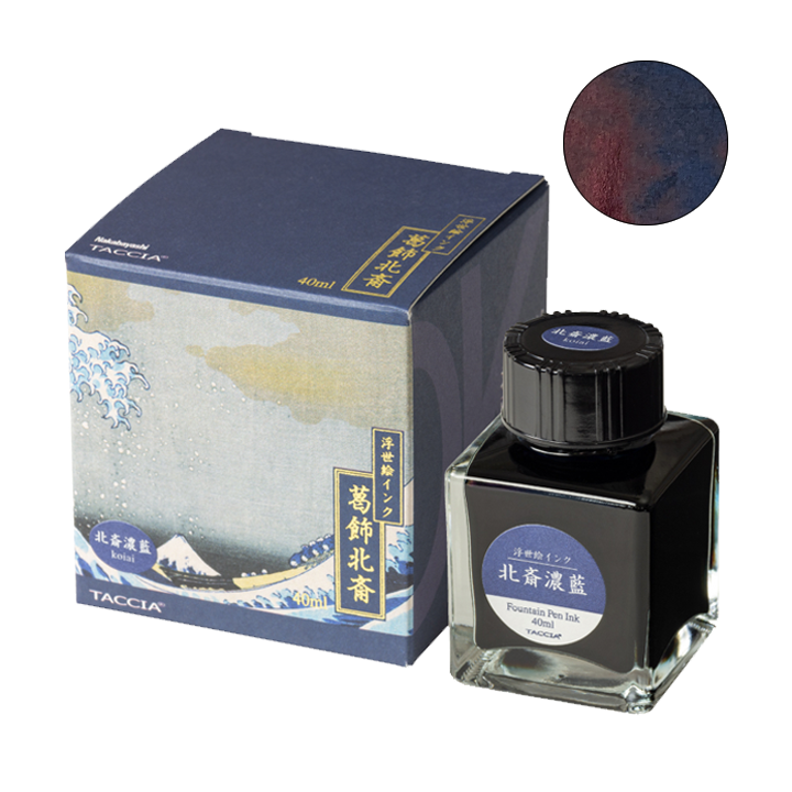 Taccia Hokusai-Koiai - 40ml - The Desk Bandit
