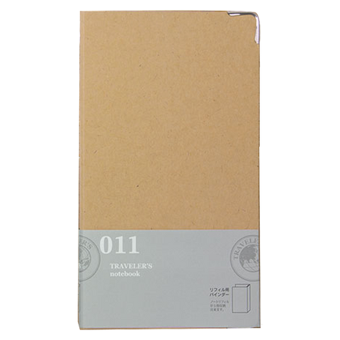 Traveler's Company Refill Binder #011 - Regular - The Desk Bandit