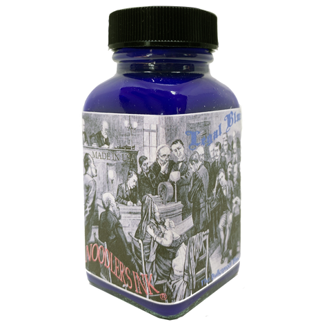 Noodler's Ink Legal Blue - 88ml - The Desk Bandit
