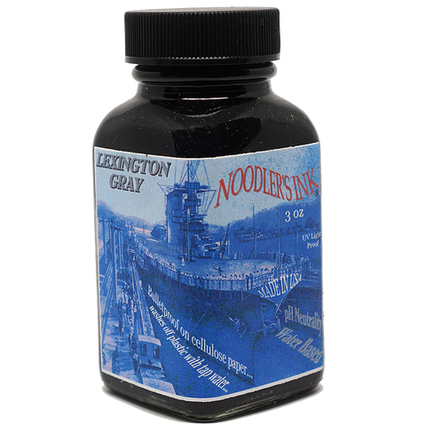 Noodler's Ink Lexington Gray - 88ml - The Desk Bandit