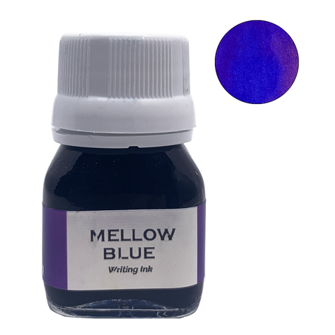 Krishna Inks Mellow Blue - 20ml - The Desk Bandit