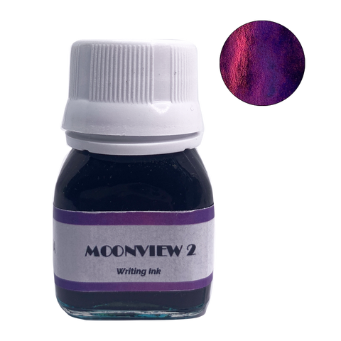 Krishna Inks Moonview 2 - 20ml - The Desk Bandit