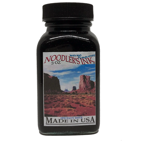 Navajo Turquoise - 88ml - The Desk Bandit
