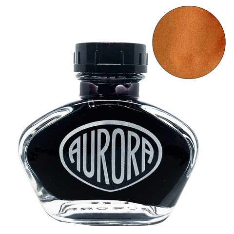 Aurora Aurora 100th Anniversary - Orange (55ml) - The Desk Bandit