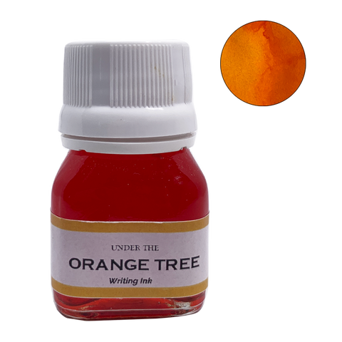 Krishna Inks Under the Orange Tree - 20ml - The Desk Bandit