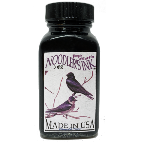 Noodler's Ink Purple Martin - 88ml - The Desk Bandit