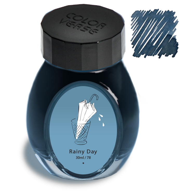 Colorverse Rainy Day - 30ml - The Desk Bandit