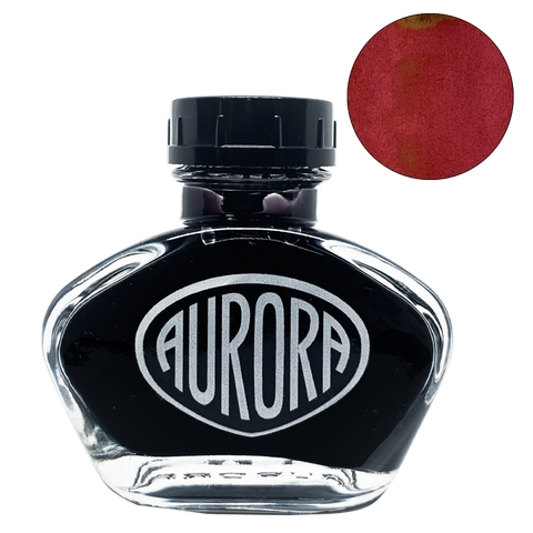 Aurora Aurora 100th Anniversary - Red (55ml) - The Desk Bandit