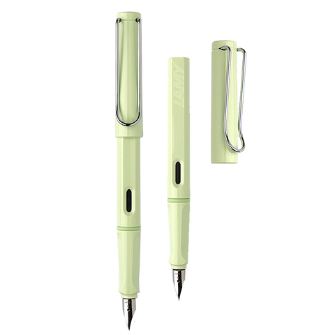 Lamy Safari Pastels (Mint Glaze) - Medium - The Desk Bandit