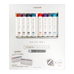 Shikiori Fountain Pen Ink Cartridges- 20 Colour Set
