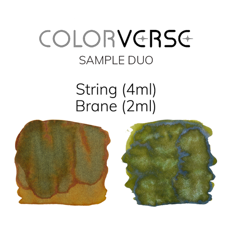 Colorverse String and Brane - 4ml + 2ml Sample Set - The Desk Bandit