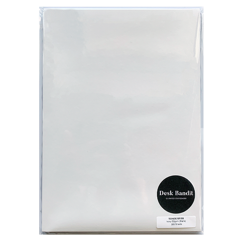Desk Bandit A4 White 52gsm- 100 Sheets (Blank) - The Desk Bandit