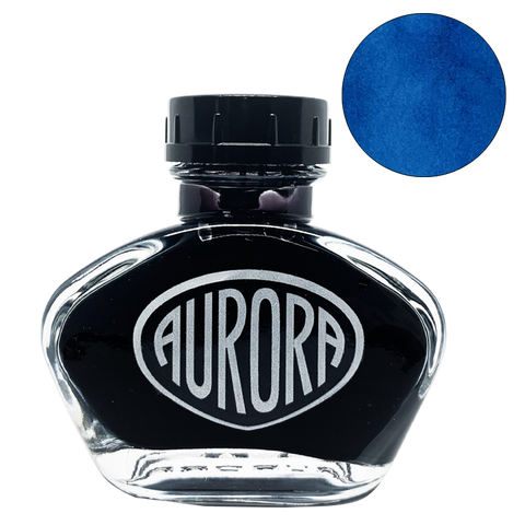 Aurora Aurora 100th Anniversary - Turquoise (55ml) - The Desk Bandit