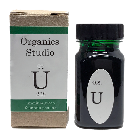 Organics Studio Uranium Green - 55ml - The Desk Bandit