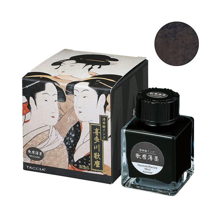 Taccia Utamaro-Usuzumi - 40ml - The Desk Bandit