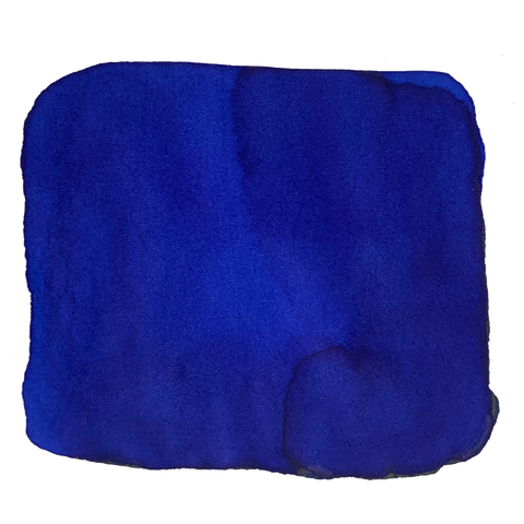 Krishna Inks Water Sapphire Blue - 4ml - The Desk Bandit