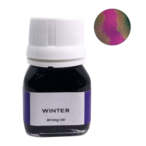 Krishna Inks Winter - 20ml - The Desk Bandit