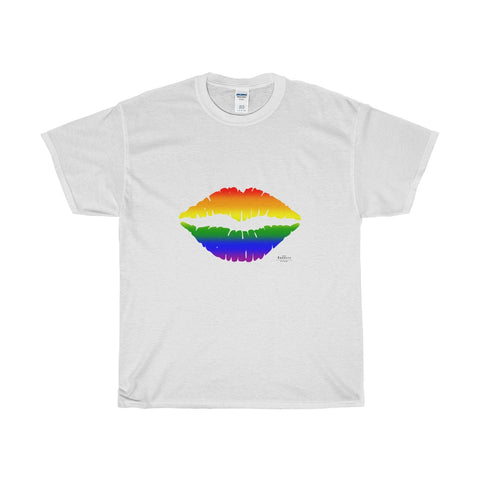 PRIDE Voice White T-Shirt